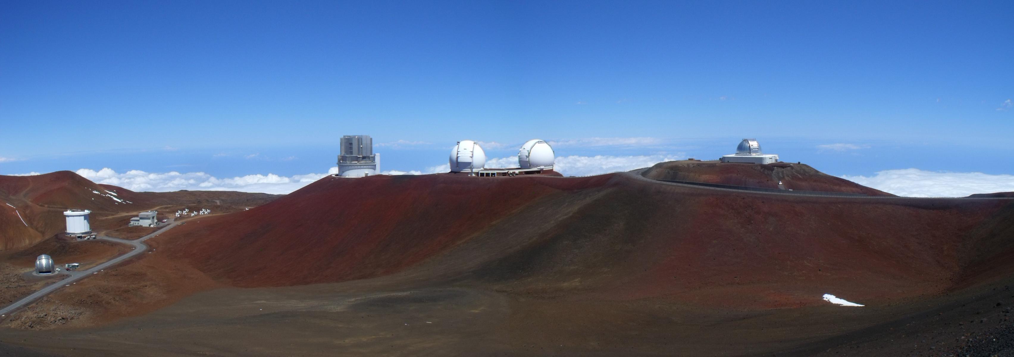 Mauna Kea Observatory West