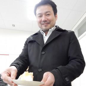 20160412歓迎会寺田先生